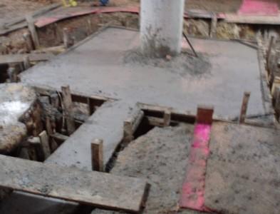 tratamento de concreto e recuperação estrutural Informov / SindPD